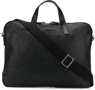 Ally Capellino Marcus leather folio bag