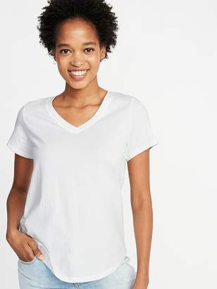 f201c25c4 Old Navy EveryWear V-Neck Tee for Women