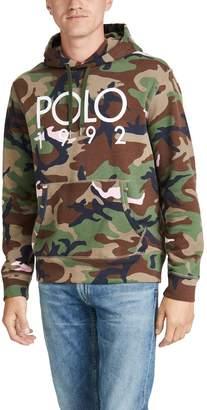 9d9862738 Polo Ralph Lauren Green Men s Sweatshirts - ShopStyle