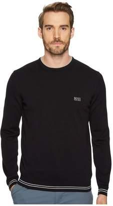 BOSS GREEN Rime_S18 10204030 01 Men's Short Sleeve Knit