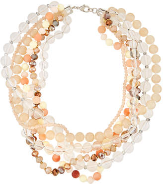 Fragments for Neiman Marcus Lucite® Twisted Statement Necklace