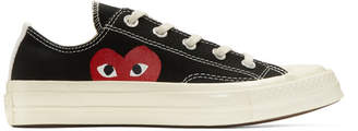 Comme des Garcons Black Converse Edition Chuck Taylor All-Star '70 Sneakers