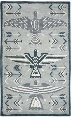 Rizzy Home Mesa Southwest Tribal IX Geometric Rug