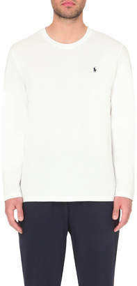 Polo Ralph Lauren Long-sleeved cotton top