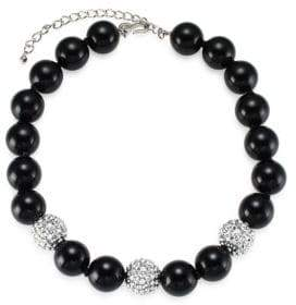 Kenneth Jay Lane Crystal Beads Necklace