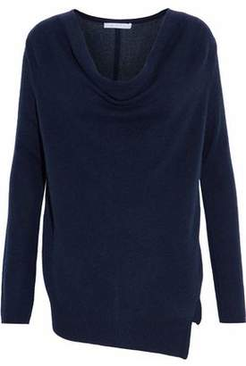 Duffy Draped Knitted Cashmere Sweater