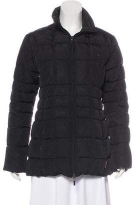 Moncler Down Short Coat