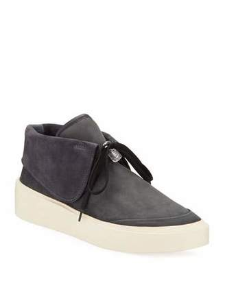 Fear Of God Men's Leather Chukka Boots