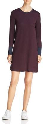 Three Dots Reversible Sweater Dress