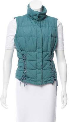 032c Cropped Puffer Vest
