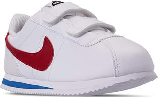 f17c537c669 Nike Little Boys  Cortez Basic Sl Casual Sneakers from Finish Line