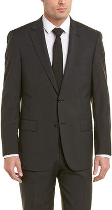 Hart Schaffner Marx New York Fit Wool Suit