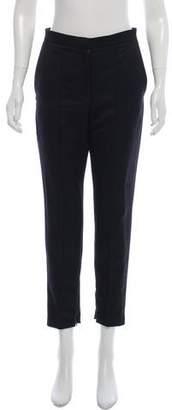 Edun High-Rise Wool Pants