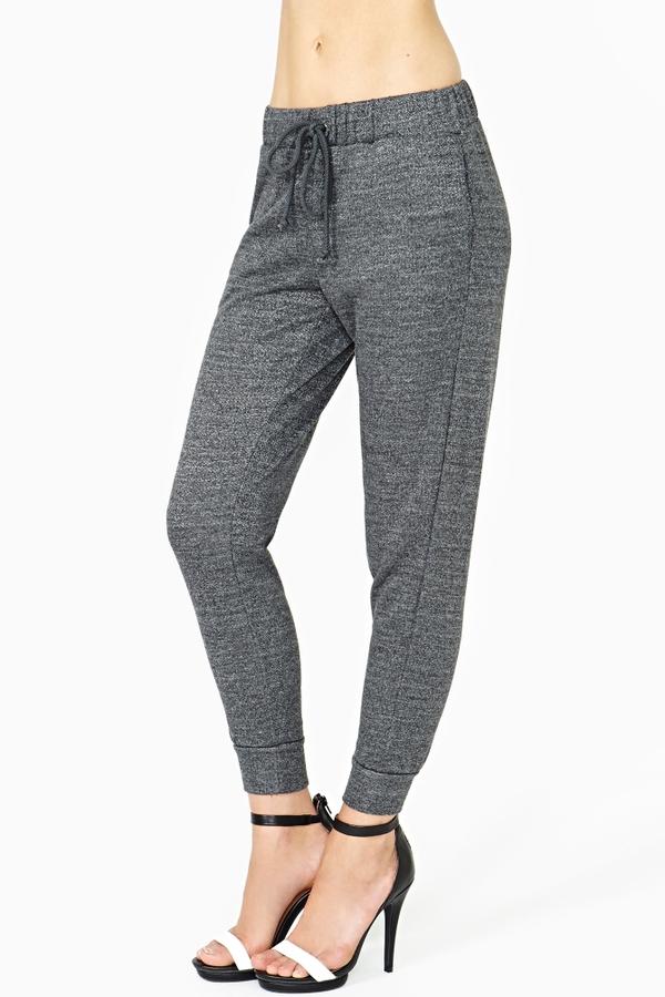 Nasty Gal Comfort Zone Sweat Pants