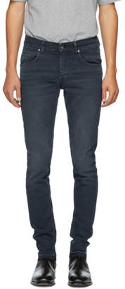 Tiger of Sweden Navy Slim Jeans