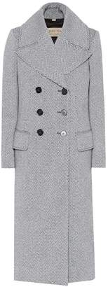 Burberry Aldermoor wool-blend coat