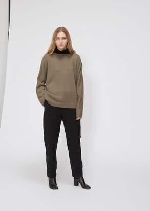 LAUREN MANOOGIAN Pocket Boatneck Sweater