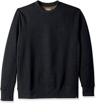 Quiksilver Men's Dead Break Crew Fleece TOP