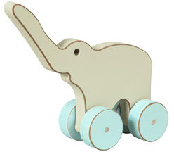 Pastel Toys Elephant