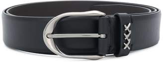 Ermenegildo Zegna adjustable buckle belt