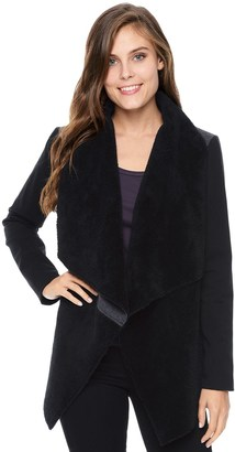 Faux Sherpa Jacket $298 thestylecure.com