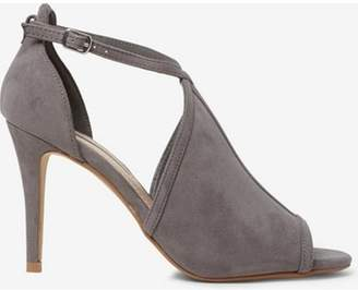 Dorothy Perkins Womens Grey 'Briana' Coverage Sandals