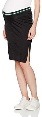 Supermom Women's Utb Scuba S0566 Maternity Skirt,(Manufacturer Size:Large)