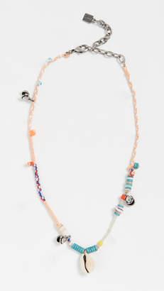 Dannijo Maldives Shell Necklace