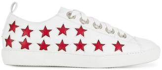 No.21 star detail sneakers