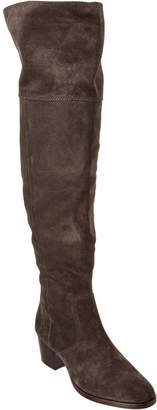 Frye Women's Clara Over-The-Knee Suede Boot