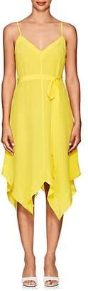 L'Agence WOMEN'S AZALEA SILK CREPE DRESS