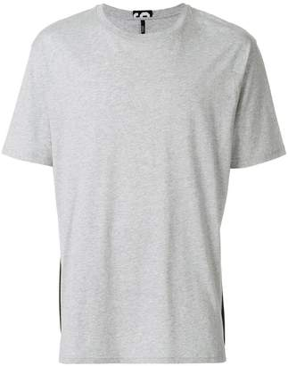 Versus contrasting side panel T-shirt