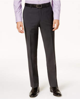 Bar III Men's Slim-Fit Active Stretch Suit Pants