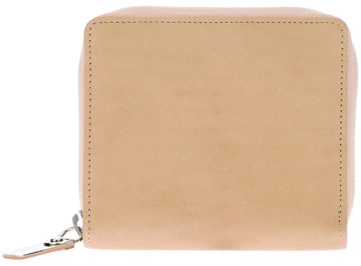 Maison Martin Margiela zip around wallet
