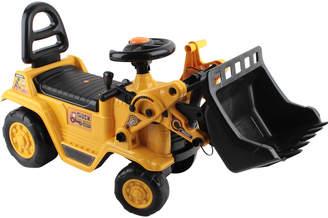 Dwellkids Kids Ride On Bulldozer Yellow