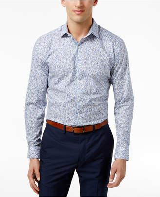 Bar III Men's Slim-Fit Stretch Dress Shirt