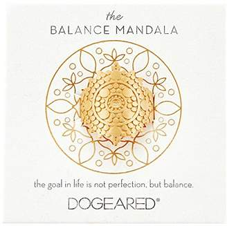 Dogeared The Balance Mandala Center Circle Ring