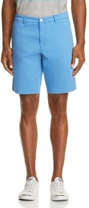 BOSS Green Liem Stretch Cotton Shorts $135 thestylecure.com