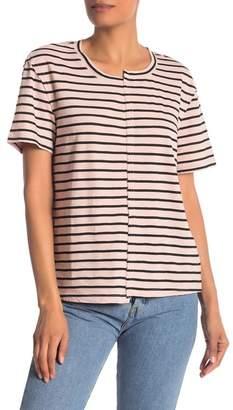 Splendid Milo Split Hem Shirt
