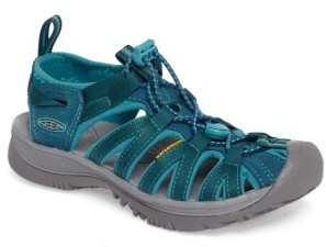 Women's Keen 'Whisper' Water Friendly Sport Sandal $89.95 thestylecure.com