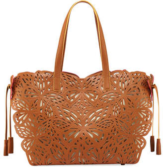 Sophia Webster Liara Butterfly Shoulder Tote Bag