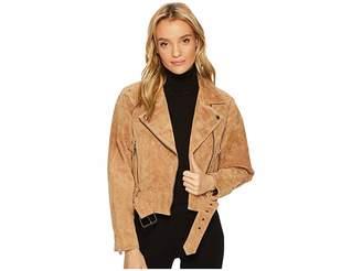 Blank NYC Desert Sand Women's Jacket