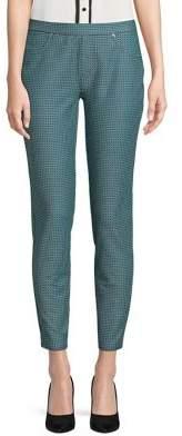 MICHAEL Michael Kors Geometric-Print Pants