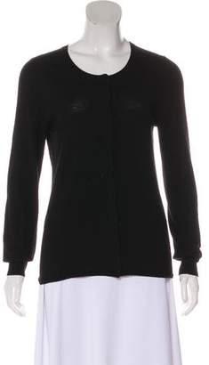 Isabel Marant Merino Wool Button-Up Cardigan