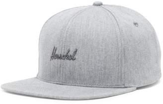 Herschel Austin Snapback Cotton Cap