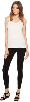 Eileen Fisher System Viscose Jersey Leggings Women's Casual Pants