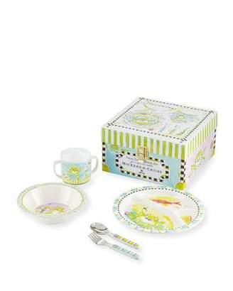 Mackenzie Childs MacKenzie-Childs Boys' Frog Dinnerware Box Set