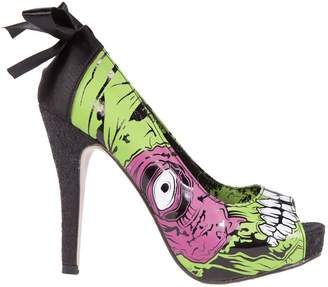 Iron Fist Zombie Stomper Platform Womens Shoe (Us 8 , )