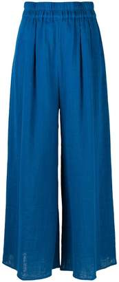 Mara Hoffman wide-leg beach trousers