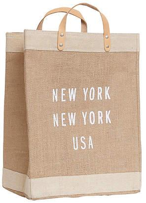 Apolis アポリス ニューヨーク マーケットバッグ